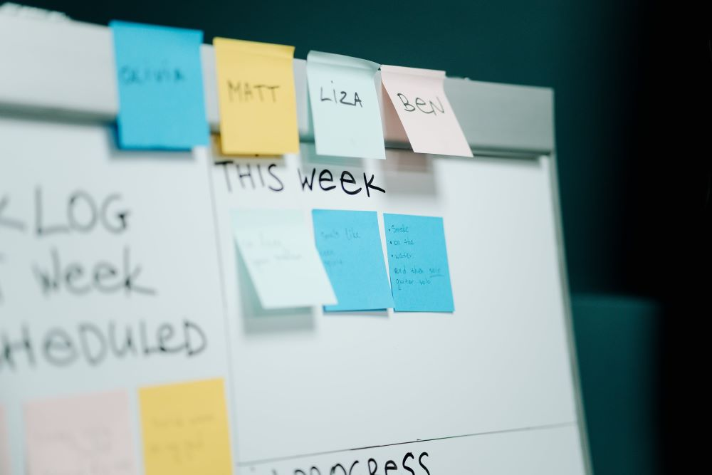 Agiles Projektmanagement<br>für eine komplexe Welt