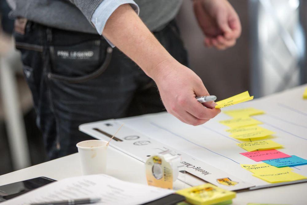 Jeden Tag Heureka:<br>Design Thinking für agile Innovationen