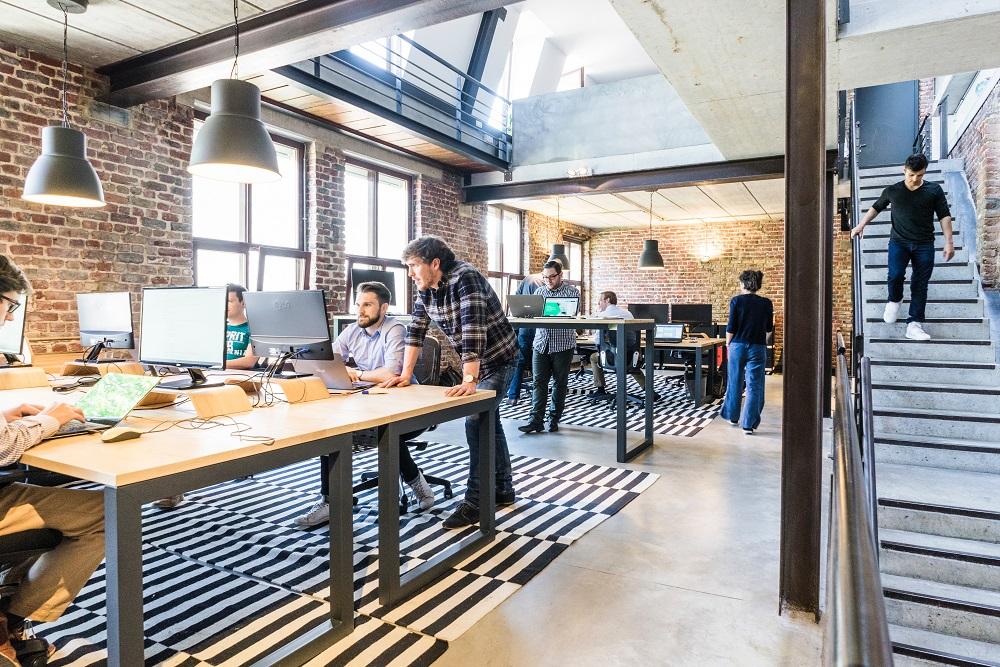 Mach es einfach selbst:<br>Gründung und Arbeitsalltag im Startup
